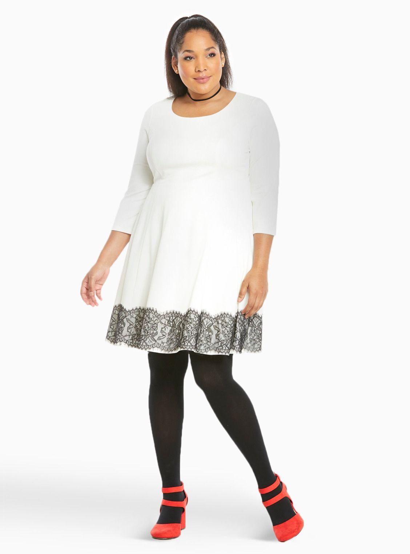 Lace dress torrid  Party Dress On  Torrid Plus Size  JustGiveMeTorrid  Holiday