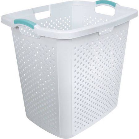 Laundry Bags At Walmart Custom Home Logic 25Bu Xlcapacity Lamper Laundry Basket And Hamper