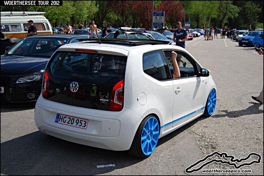 Custom Tuning Vw Up With Airride Vw Up Volkswagen Up Skoda Citigo