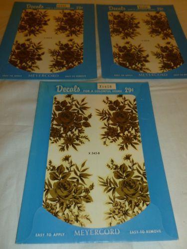 Lot-of-3-packs-Vintage-Meyercord-Decals