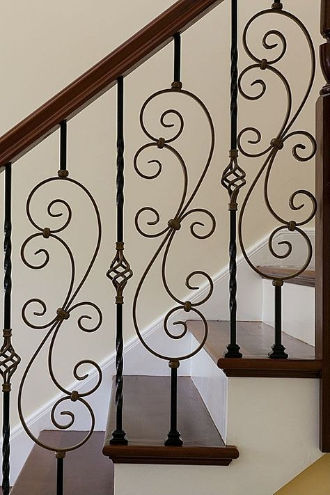 Best Stairs Case Railing Wrought Iron Ideas En 2020 Barandillas