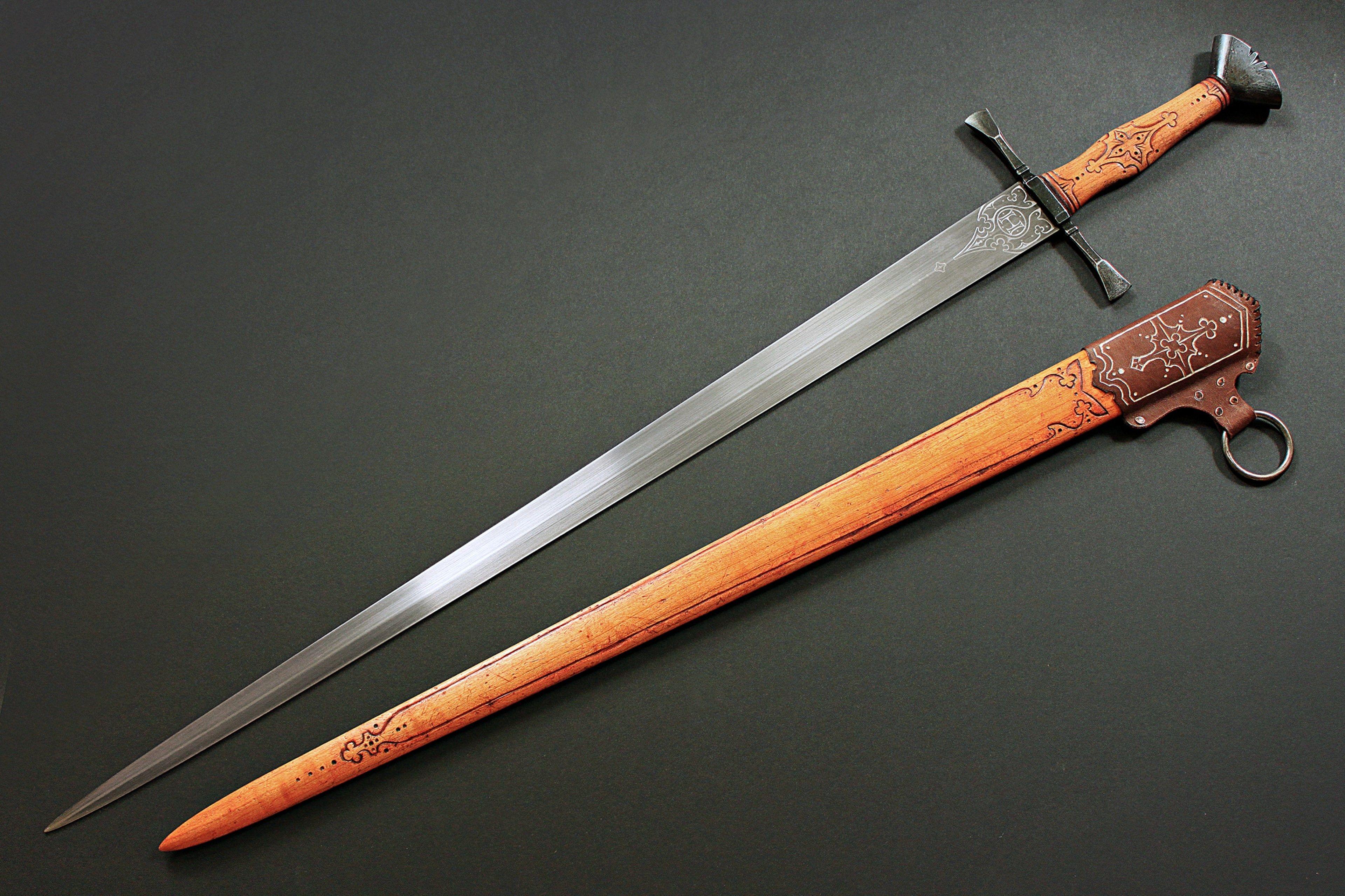 4k Heimdall Sword Hd Wallpaper 3840x2559