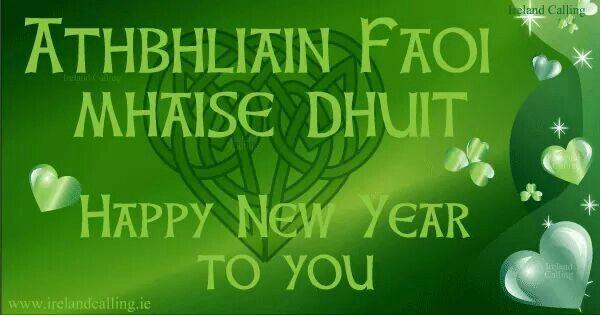 irish happy new year google search