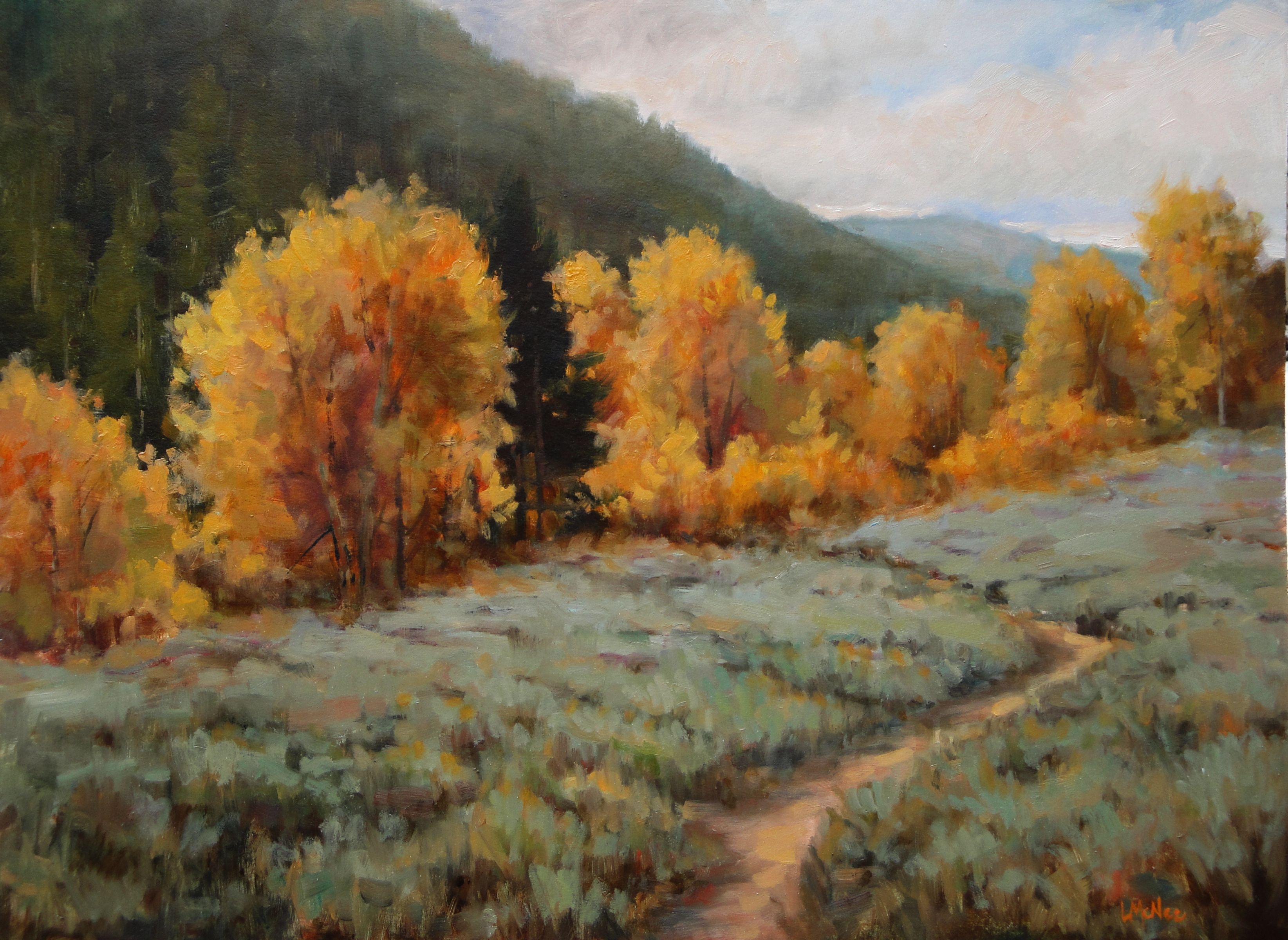 How To Interpret The Landscape In Paint Landscape Painting Lesson Nature Paintings Famous Landscape Paintings