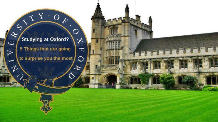 Dissertation oxford university