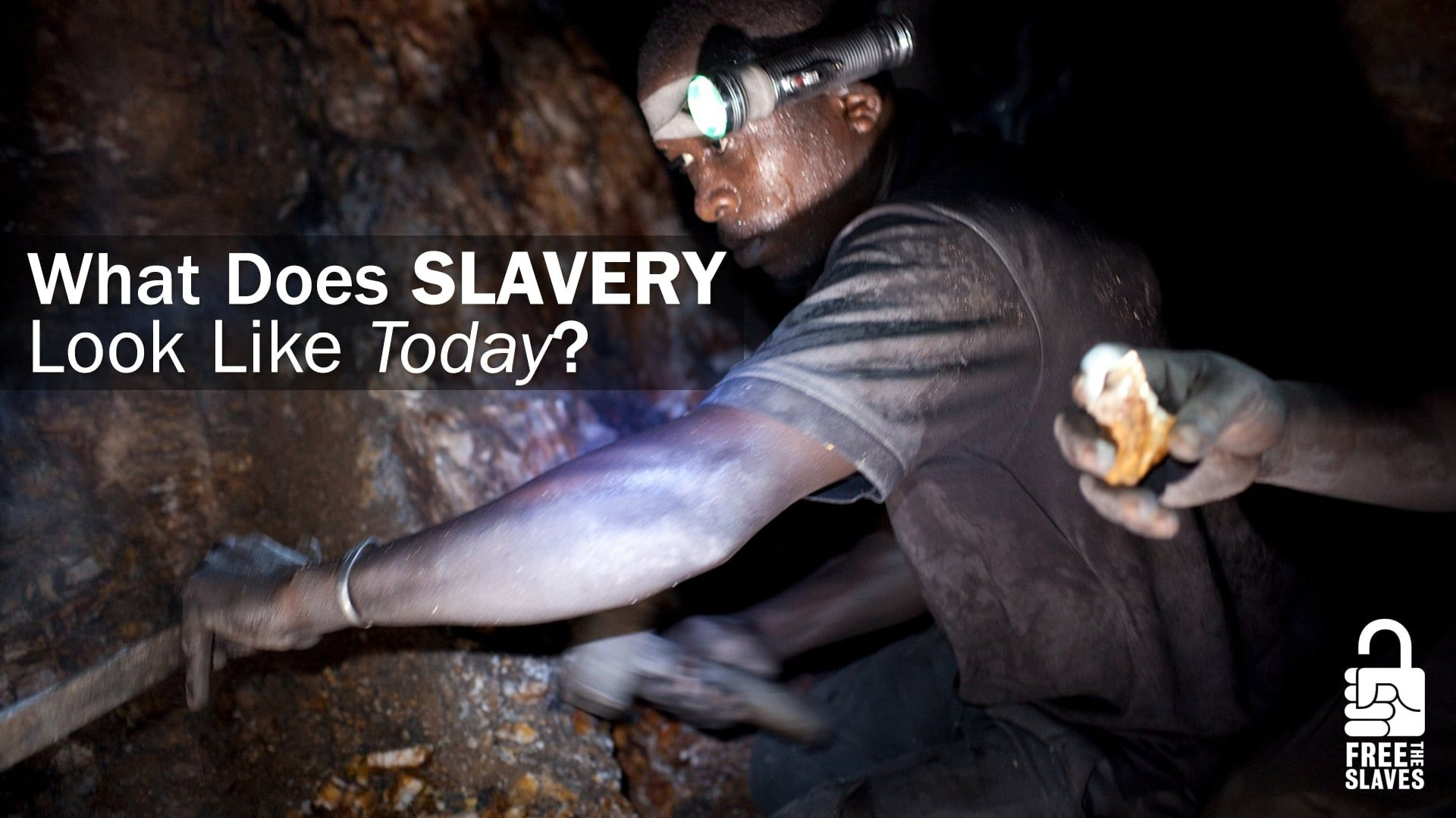 Crisis Class What Does Slavery Look Like Today