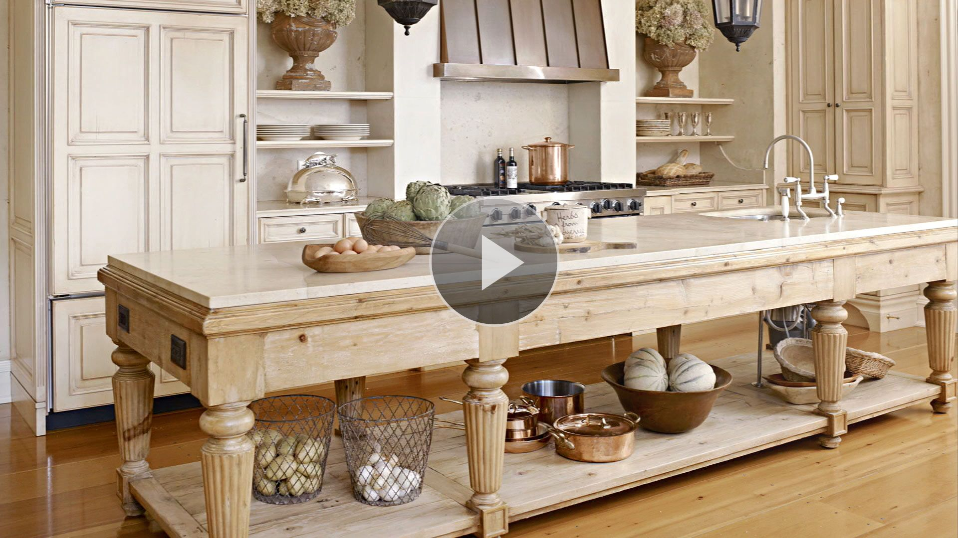 Watch Country French Style In The Better Homes And Gardens