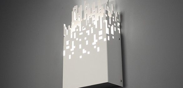 Digitalspeck By Manning Lighting 3rings Led Lamp