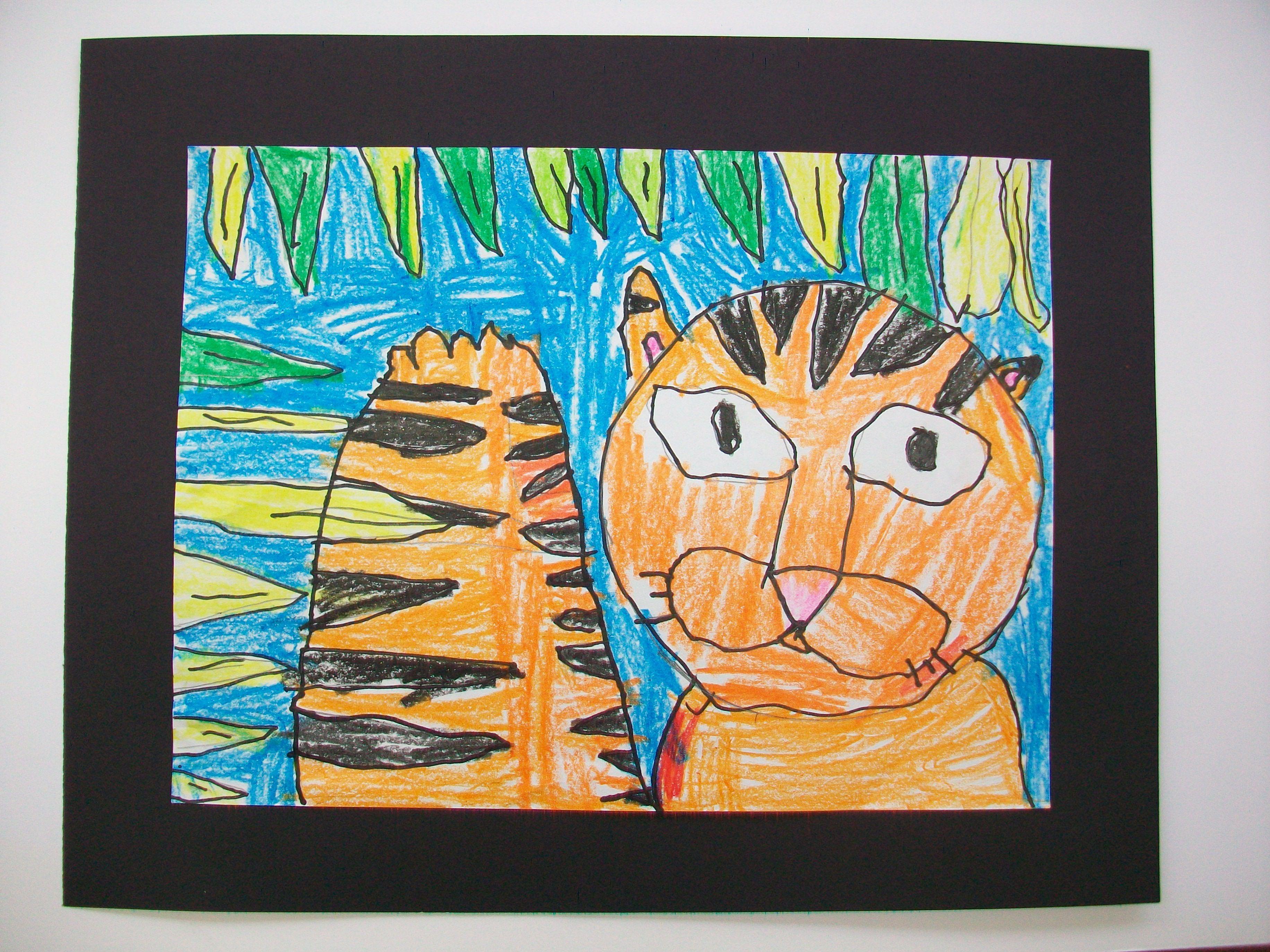 Kindergarten Rousseau Tigers
