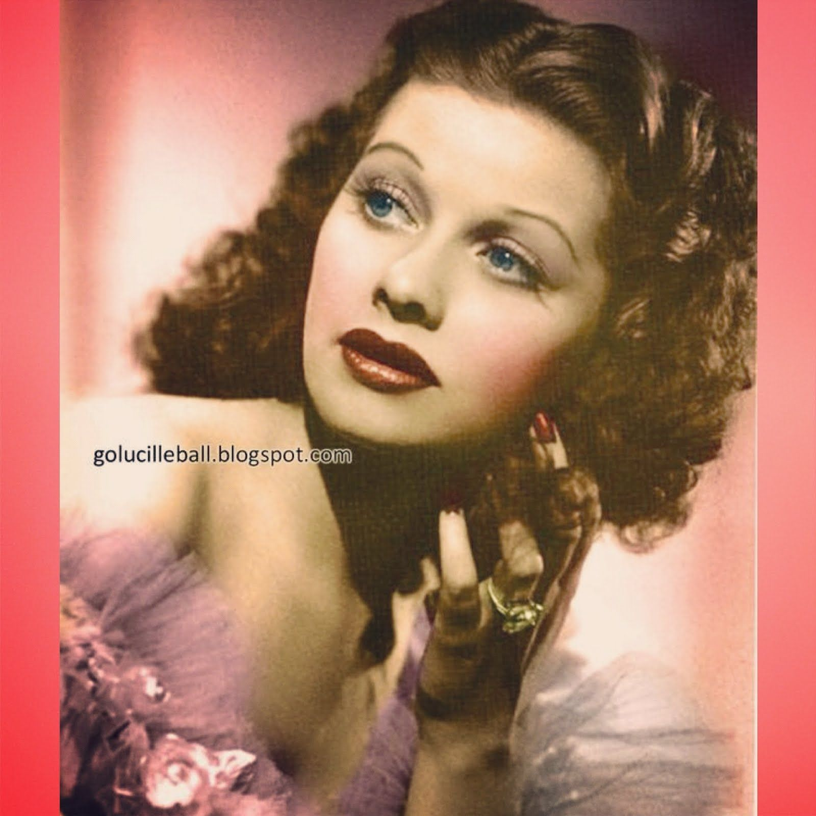 A Blog About Lucille Ball Young Lucille Ball In Her 1930s I Love
