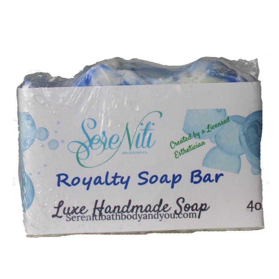 Sereniti Royalty Soap Bar