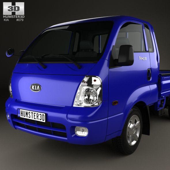 Kia Bongo  Pu  Pickup 2004