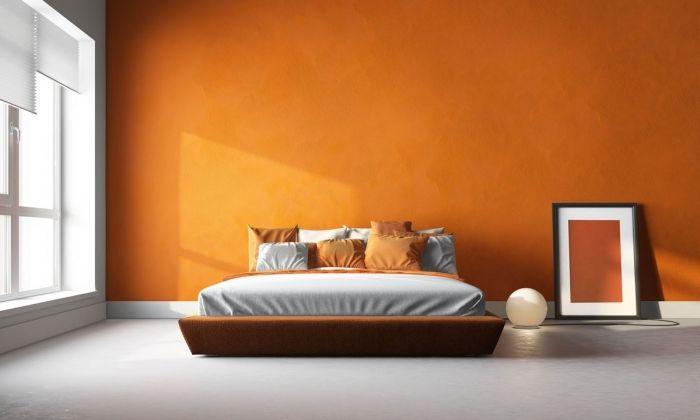 ▷ 1001 + tendances clés pour la peinture chambre adulte moderne en ...