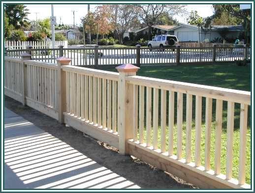 Fence Portfolio Page Three Steel Fence Fence Design Fence