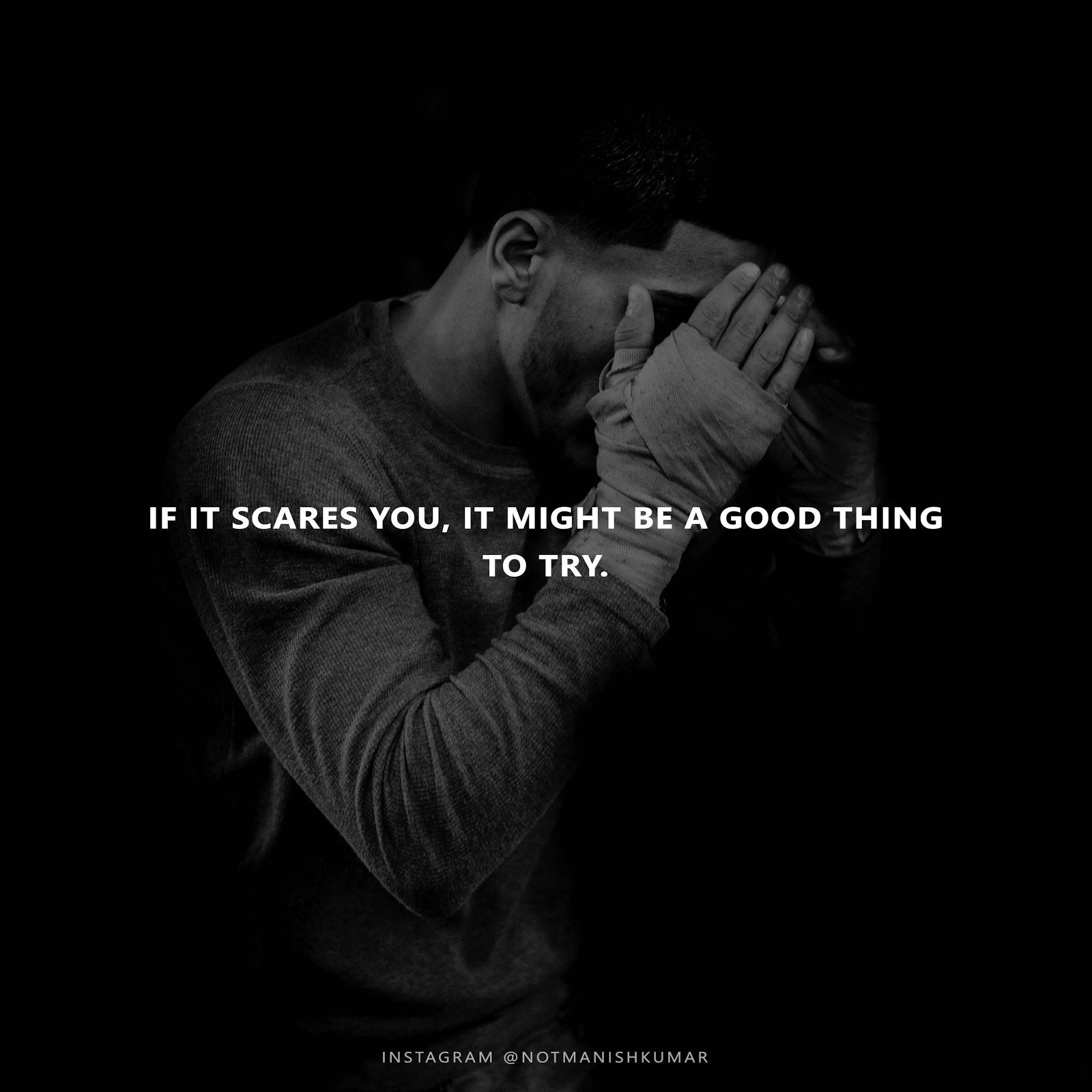 Inspirational quotes about fear Face your fears head on