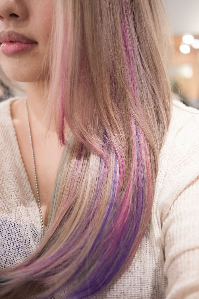 Multi Colored Ombre Tips! | My Hair! | Pinterest | Ombre ...