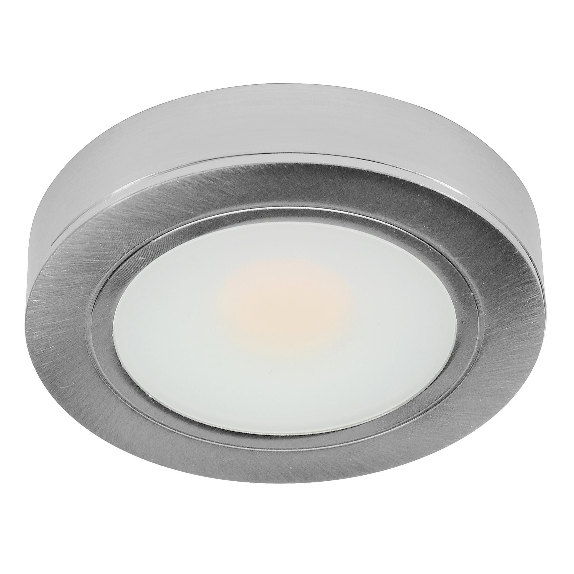 Led Cabinet Surfaced Downlight 3w Stainless Steel Downlights Led Spotlight Lamp