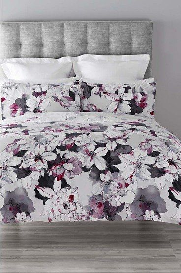 Cotton Sateen Quilt Cover