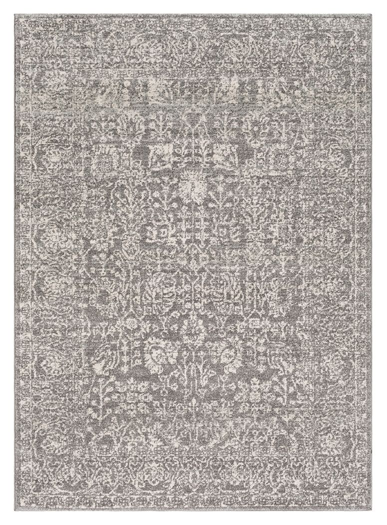 Home Accents Harput 5 3 X 7 3 Area Rug Gray Area Rugs Rugs