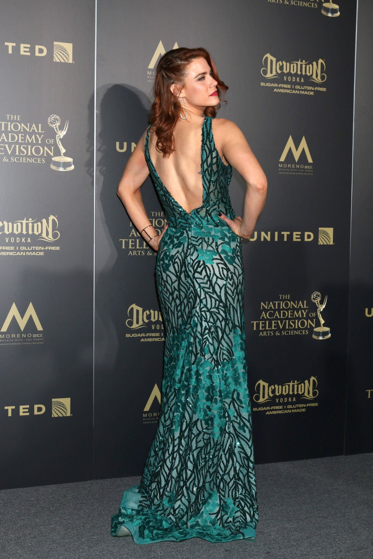 """Cindy Ambuehl Nude Stunning tv cindy ambuehl – """"the bold and the beautiful"""" anniversary event"""