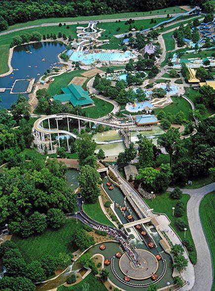 Oceans Of Fun Water Park Kansas City Missouri Kansas City Missouri Fun Water Parks Worlds Of Fun