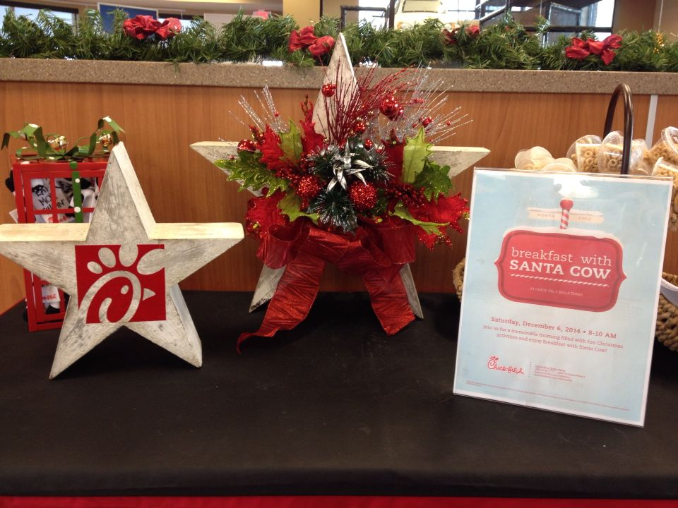 Pin on Chickfila party ideas
