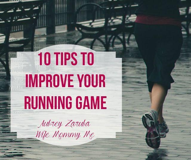 Wife Mommy Me: Friday Favorites :: Running with Aubrey Zaruba & WMM #running #tips #fitness #health