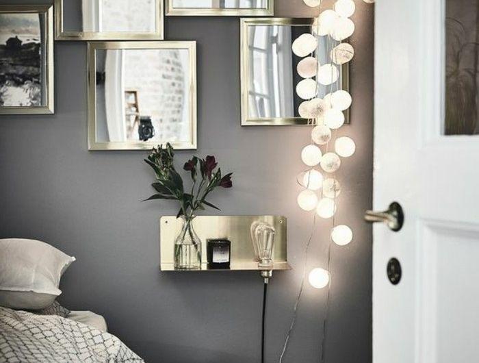Wand Mit Spiegel Gestalten schlafzimmer dekorieren gestalten sie ihre wohlfühloase