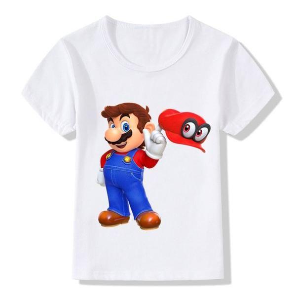 87ea1ac56 Boy and Girl superhero Tees | Childrens clothing ideas | Kids tops, Mens  tops, Kids shorts