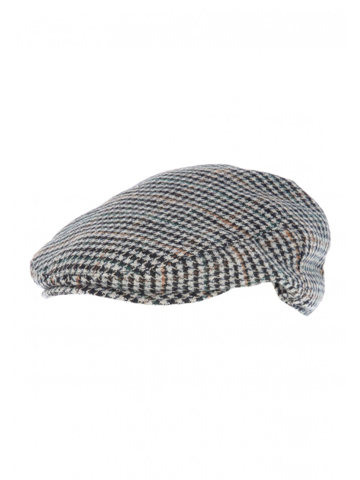 c1deb0c39 Mens Dogtooth Flat Cap | Peacocks | SS17 Client Product | Flat cap ...