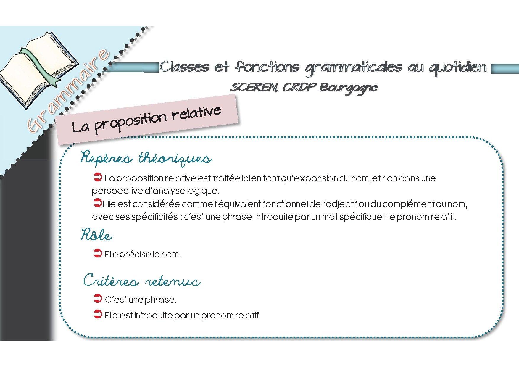Pin On Grammaire