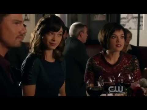 Beauty and the Beast 3x02 Vincent and Heather shower scene - YouTube