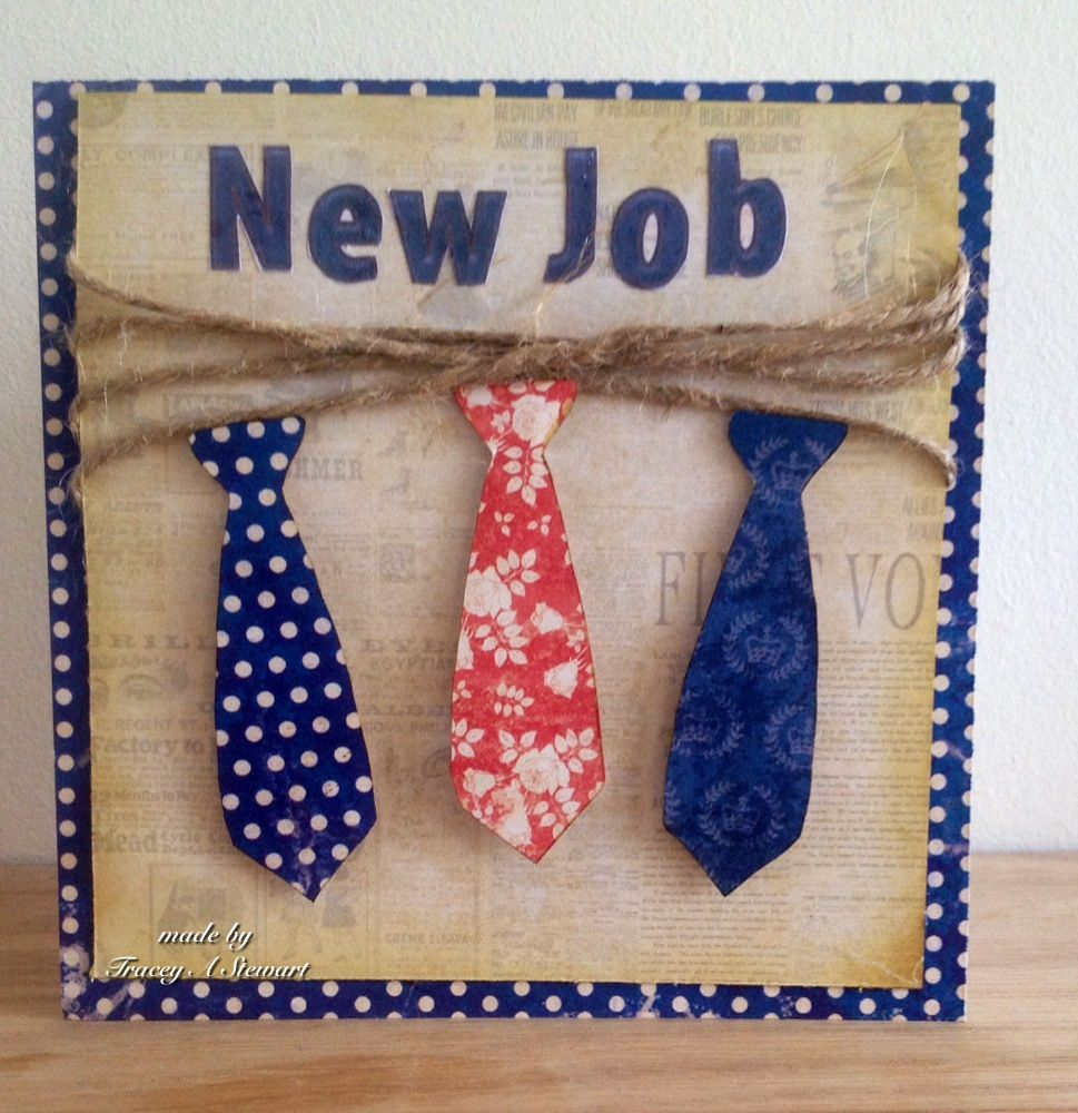 New job card using docraftus portobello road papers cards