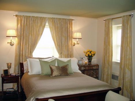 A light, bright and airy Draperies by Design custom installation including #draperies and #pillows.    #CustomShades #Redecorated #DraperiesByDesign #PhiladelphiaCustomWindowTreatments