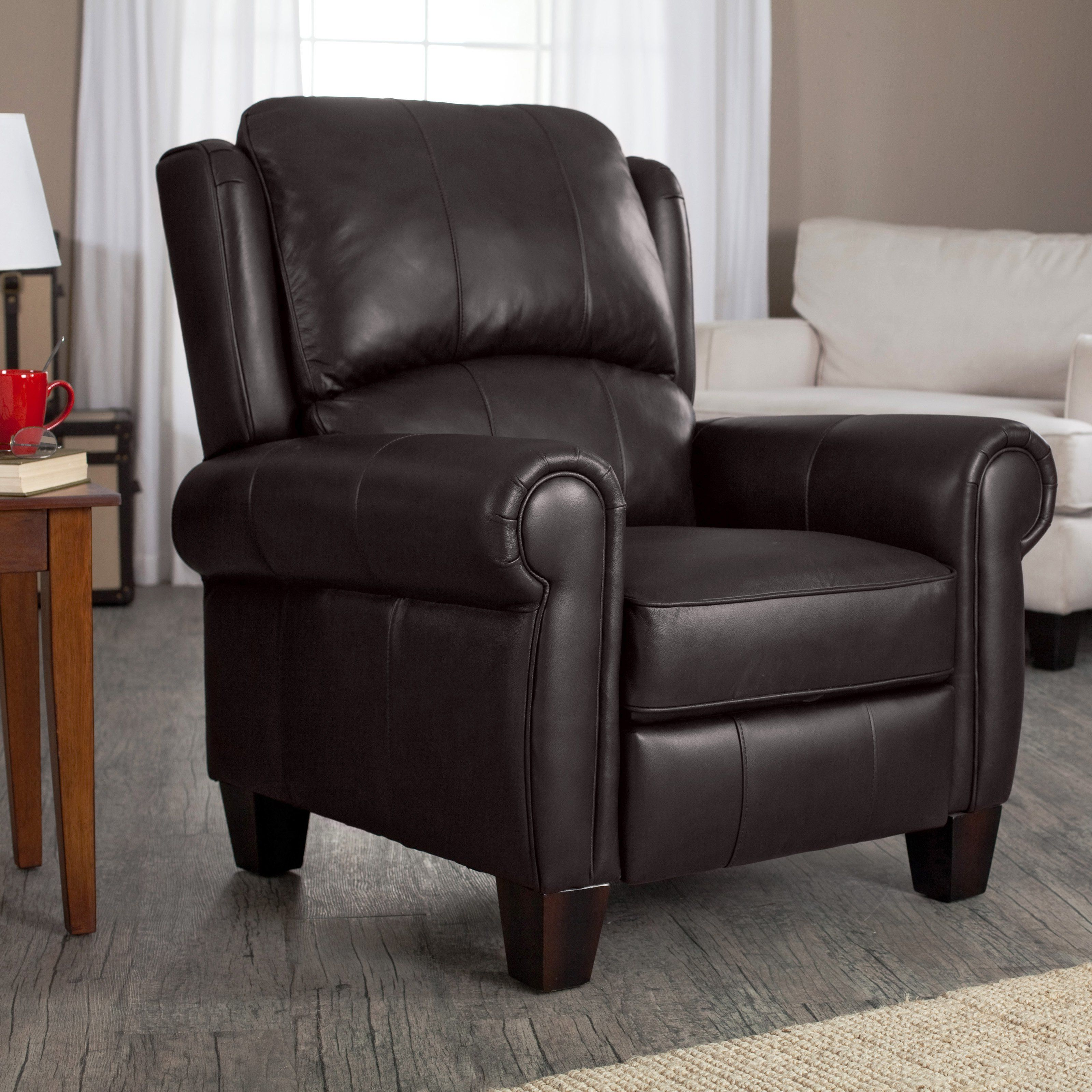 barcalounger htm leather ll backstore dimensions ii club recliner hugger wall capital chair