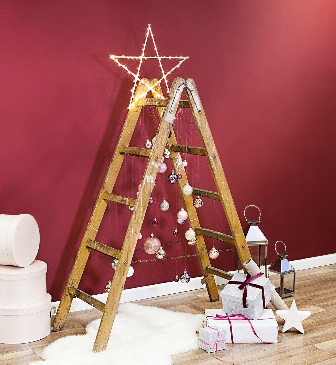 Be modern kreative weihnachtsbaum alternativen hochzeit pinterest weihnachtsbaum baum - Christbaum alternative ...