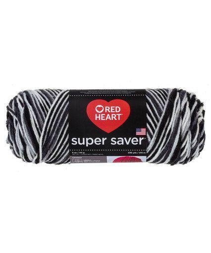 3 Pack Red Heart Super Saver Chunky Yarn-Coffee