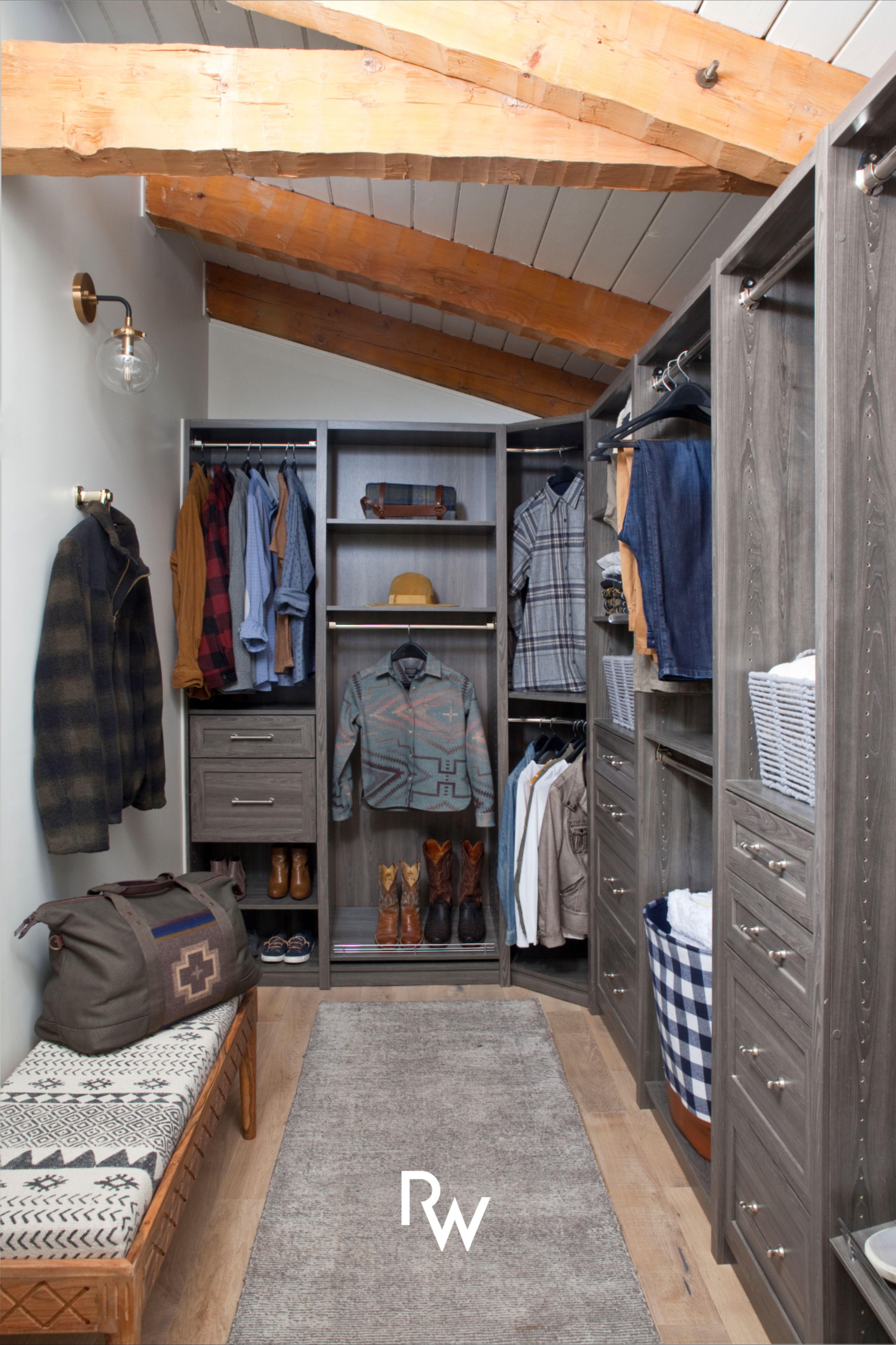 Misty Mills Installed flooring Closet  #bedroom #woodflooring #homedecor #home #hangingbed
