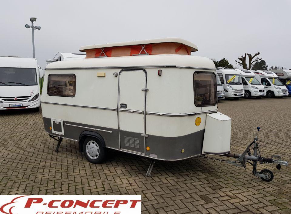 hymer eriba touring triton oldtimer wohnwagen im auftrag bild 1 camping recreational. Black Bedroom Furniture Sets. Home Design Ideas