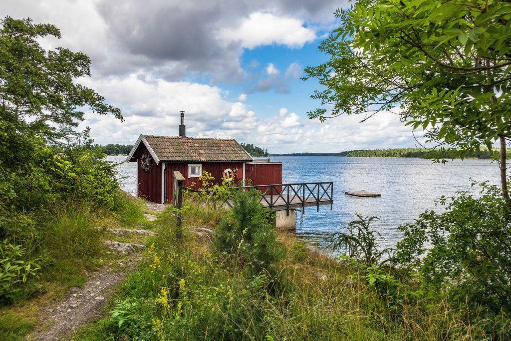 Scharengarten An Der Schwedischen Kuste Vor Stockholm In 2020 Stockholm