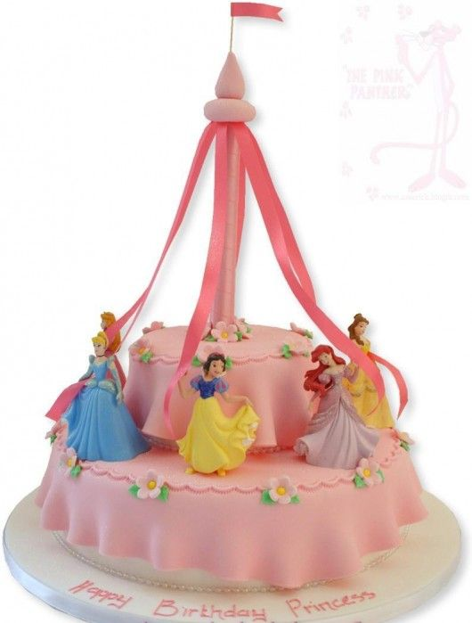 Buy little princesss and add to simple cake Hallies 3rd Birthday