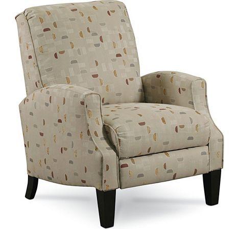 Dani Recliner High Leg Recliner Living Room Recliner Carolina Furniture