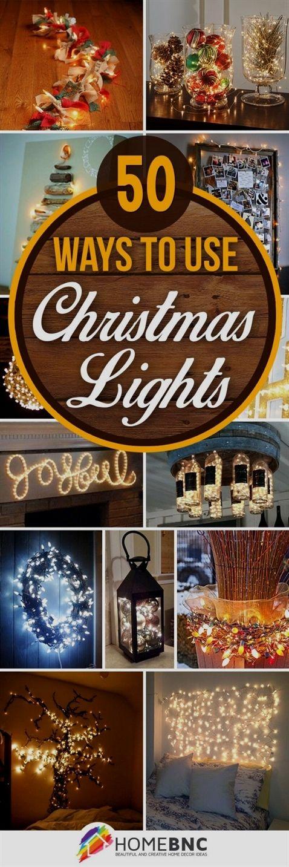 Christmas Lights Decorations #ChristmasDecorations christmas