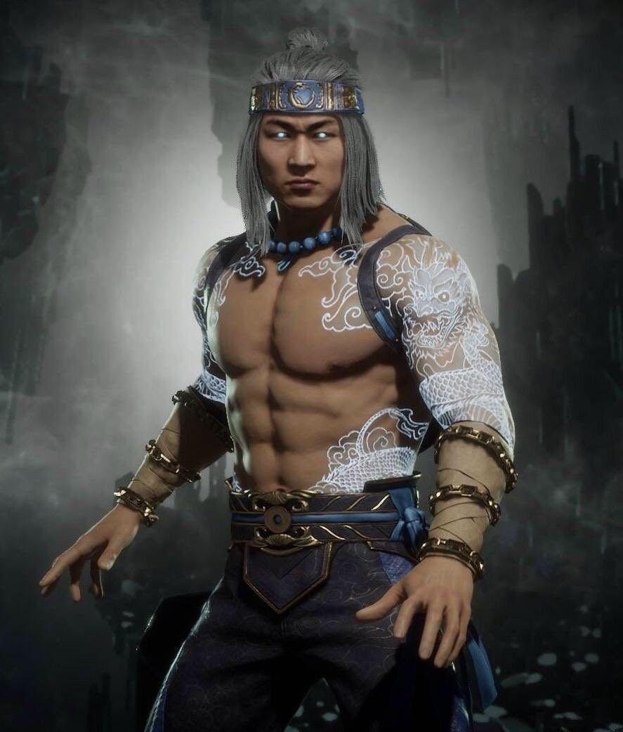 Fire God Liu Kang Liu Kang Mortal Combate Desenho Super Heroi
