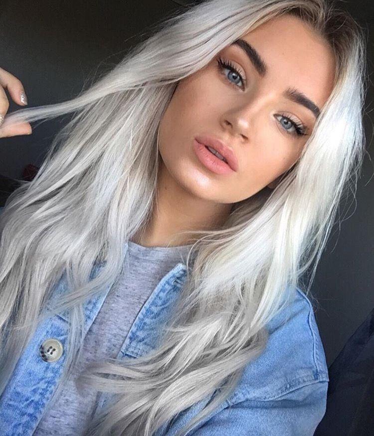 Riityeyayeѕt Carmelizabethhh With Images Hair Pale Skin