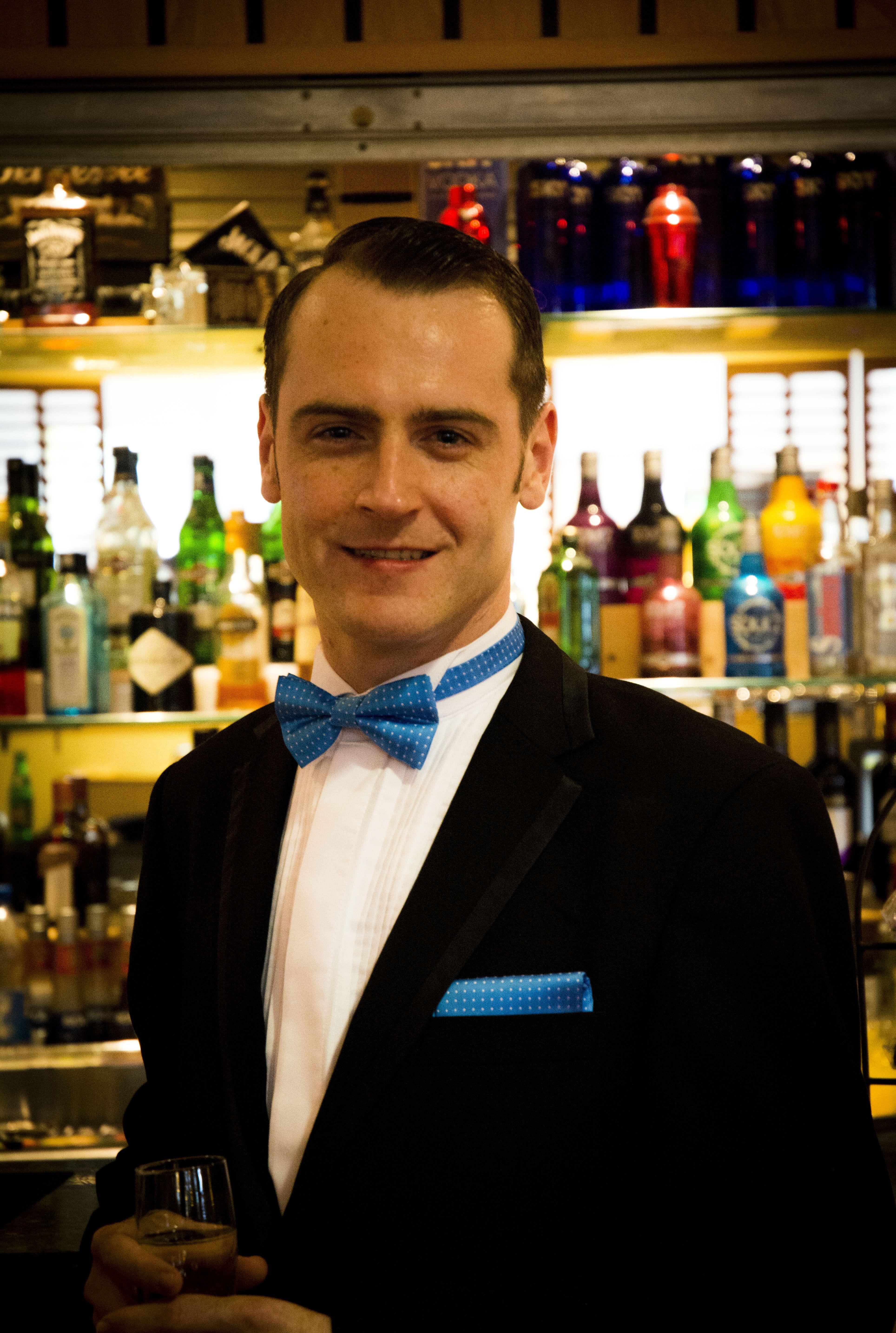Emmett Mcerlane Runner Up For Receptionist Of The Year 2017 At Northern Ireland Hotel Federation