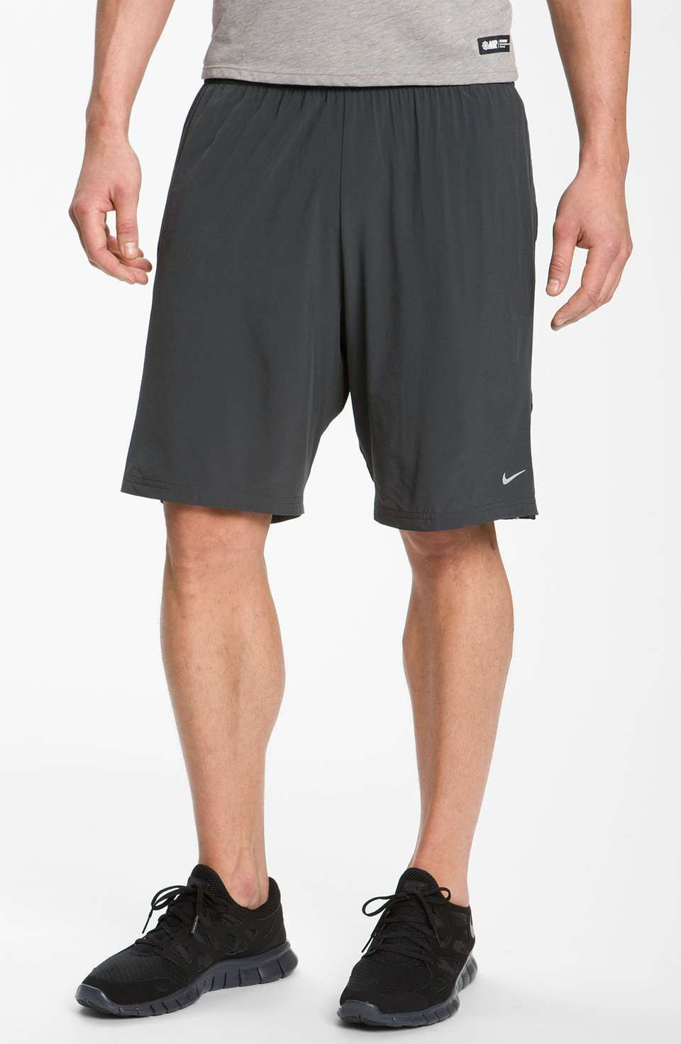 Nike Dri Fit Woven Running Shorts Online Only Mens