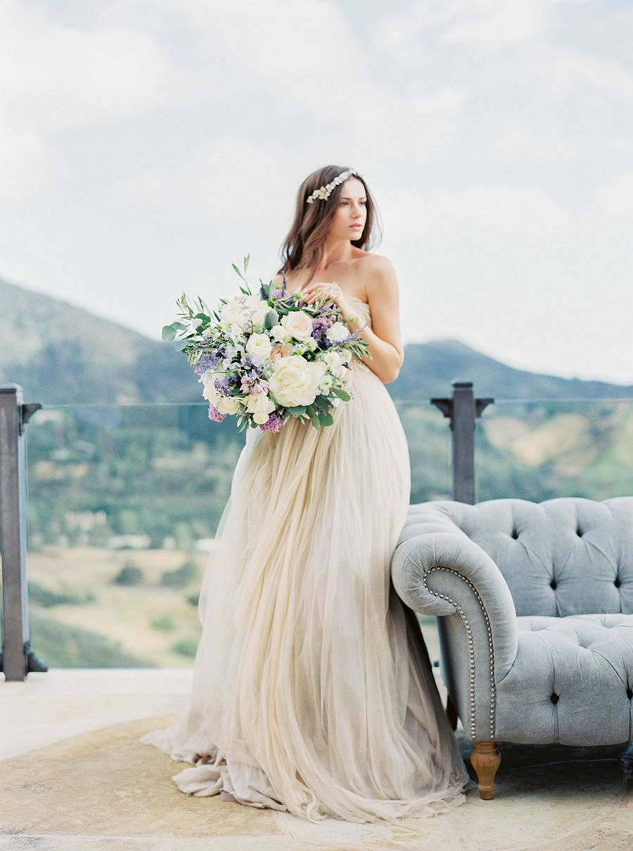 Elegant malibu rocky oaks estate shoot sally floral designs and
