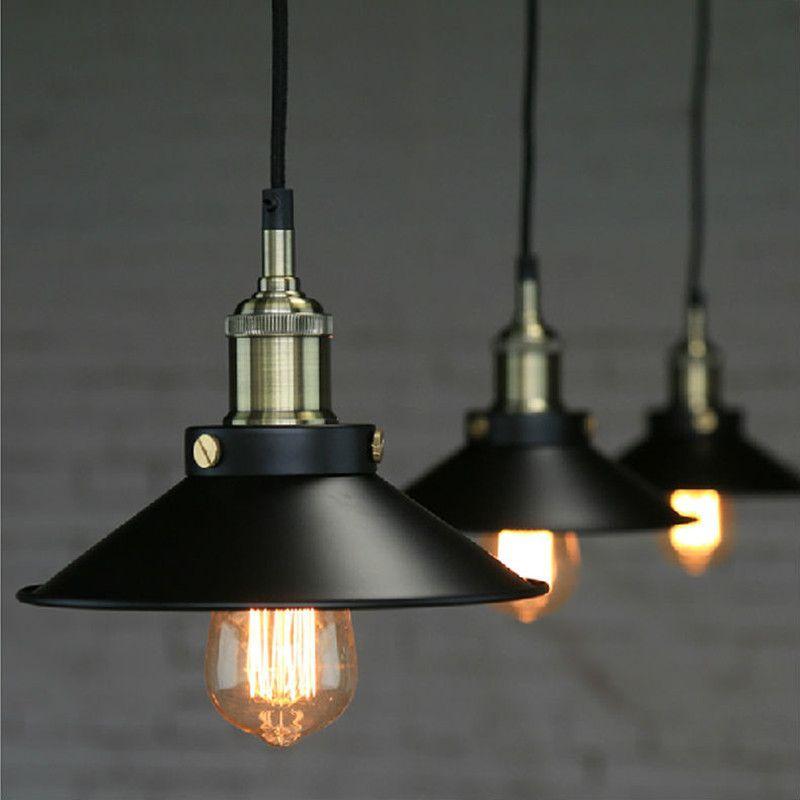 Find More Pendant Lights Information about Loft Vintage ...