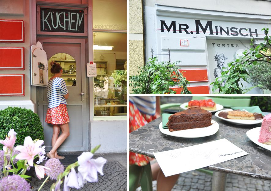 Mr Minsch Kreuzberg Berlin Wedding Cakes Berlin Wedding